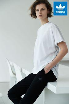 adidas White Icon Tee