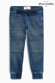 Abercrombie & Fitch Denim Jogger