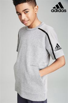 adidas Z.N.E Short Sleeved Crew