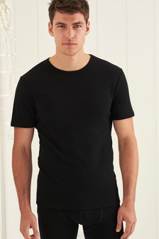 Thermal Short Sleeve Top