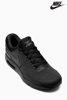 Nike Triple Black Air Max Zero