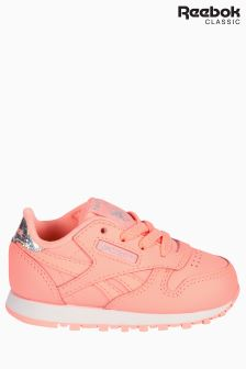 Reebok Classics Pink Classic Leather Pastel