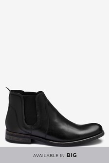 Mens Chelsea Boots | Heeled Chelsea Boots | Next Official Site