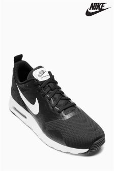 Black & White Nike Air Max Tavas