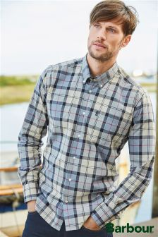 Barbour® Stone Dress Herbert Tartan Check Shirt