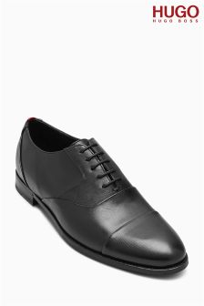 Hugo by Hugo Boss Black Pathos Toecap Oxford Shoe