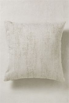 Textured Jacquard Large Cushion