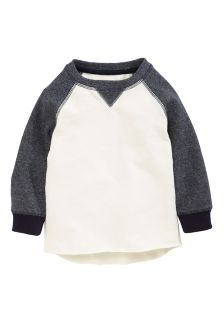 Long Sleeve Raglan Top (3mths-6yrs)