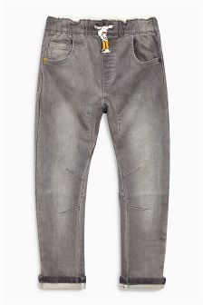 Stretch Digger Pull-On Jeans (3mths-6yrs)