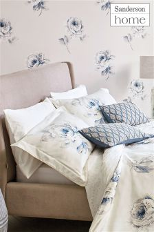 Sanderson Rosa Oxford Pillowcases
