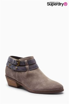 Superdry Lily Low Ankle Boot