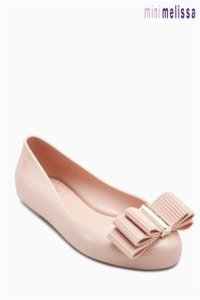 Mini Melissa Space Love Blush Shoe