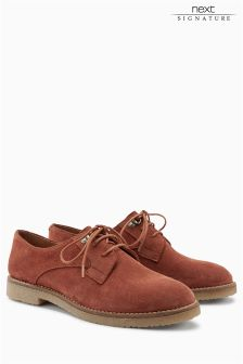 Signature Suede Hiker Shoes