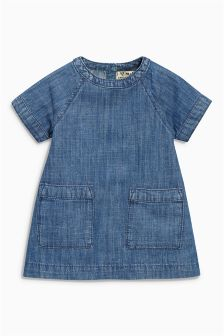 Denim Dress (3mths-6yrs)