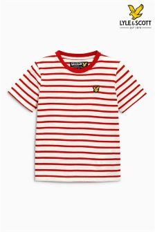 Lyle & Scott Classic Pattern T-Shirt
