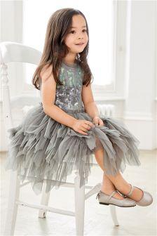 Sequin Dress (3mths-6yrs)