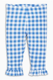 Gingham Leggings (12mths-6yrs)