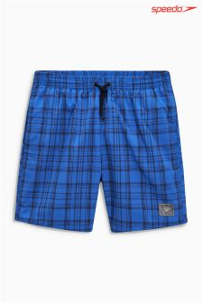"Speedo® Check 18"" Short"
