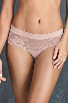 Premium Supersoft Lace Shorts