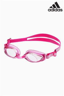 adidas Pink Training Aquastorm Goggles