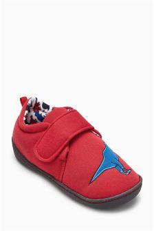 Dinosaur Slippers (Younger Boys)