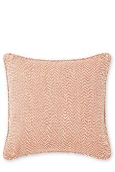 Woven Herringbone Cushion