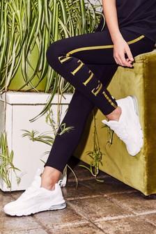 Tan Mint Velvet Lace-Up Peep Toe Boot