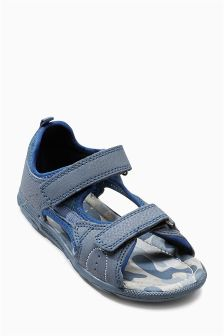 Chunky Trekker Sandals (Younger Boys)