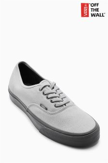 Vans Tonal Pewter/Grey Authentic
