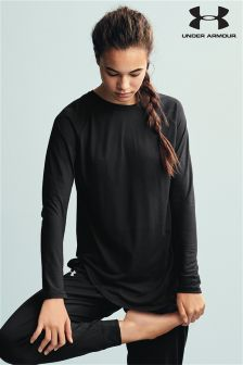 Under Armour Black Supreme Muscle Top