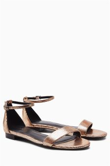 Two Part Sandals