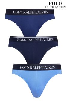 Ralph Lauren Blues Briefs Three Pack