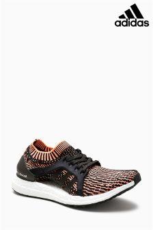 adidas Black/Pink Ultraboost X