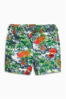 Tropical Shorts (3mths-16yrs)