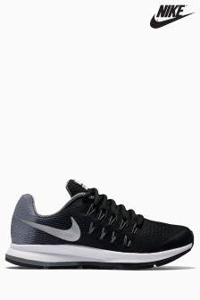 Nike Black/White Zoom Pegasus 33