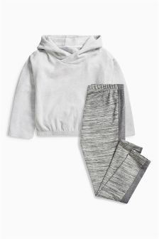 Hoody And Leggings Lounge Set (3-16yrs)