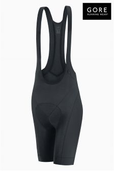 Gore Black Element Bibtights Short