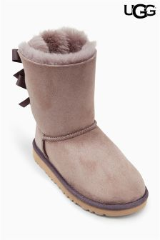 Ugg® Stormy Grey Bailey Bow Boot
