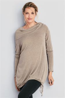 Maternity Slouch Top