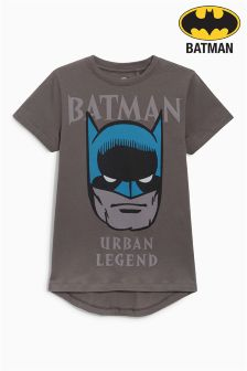 Batman® Slogan T-Shirt (3-14yrs)