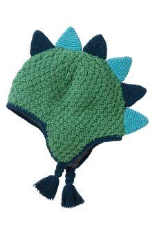Dino Hat (0mths-2yrs)