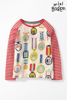 Boden Top Dog Hotchpotch T-Shirt