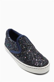 Glitter Skate Shoes (Older Girls)