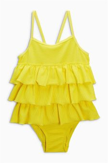 Frill Swimsuit (3mths-6yrs)