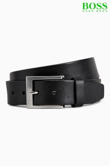 Boss Green Black Tex Belt