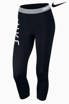 Nike Black Pro Cool Capri