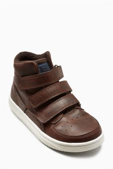 Triple Strap Chukka Boots (Older Boys)