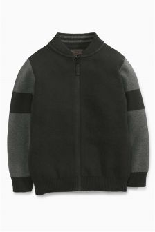 Knitted Bomber (3-16yrs)