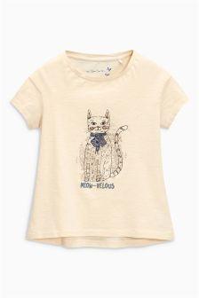 Cat T-Shirt (3-16yrs)