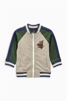Souvenir Dragon Bomber Jacket (3mths-6yrs)
